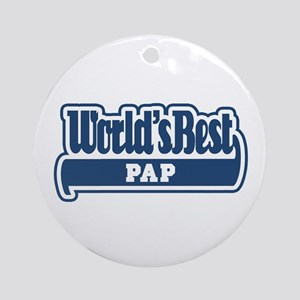 WB Dad [Limburgian] Ornament (Round)